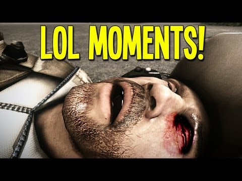 Battlefield 3 - Funny Moments - Noob Traps, Teabag Fail, C4 Skid Loader (Trolling/Funtage)