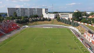 Капитальный ремонт стадионов «Спартак» и «Юность»