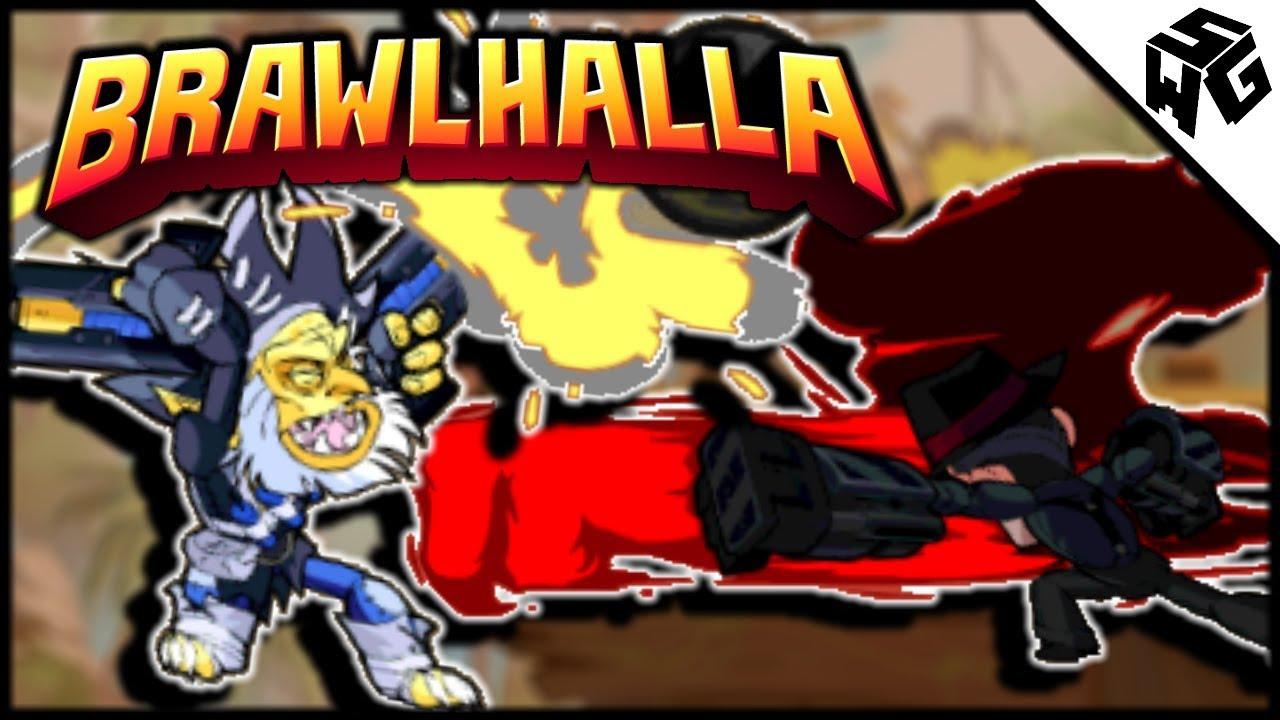 Attack Me Please!! - Brawlhalla :: Diamond Ranked Thatch 1v1's