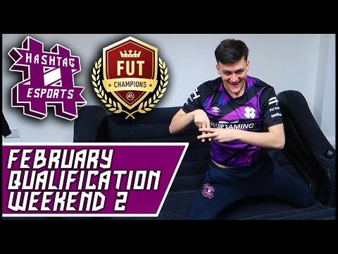 HALFWAY TO QUALIFYING! FUT CHAMPS WEEKEND LEAGUE