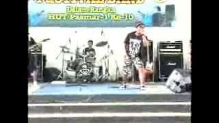 D'Roket Band Marinir_Bising [Black]