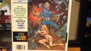 Weekly Comic Book/flea Market Haul, And How To Display Your Comics 4/26/14