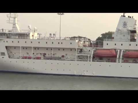 Kochin Harbour, India.