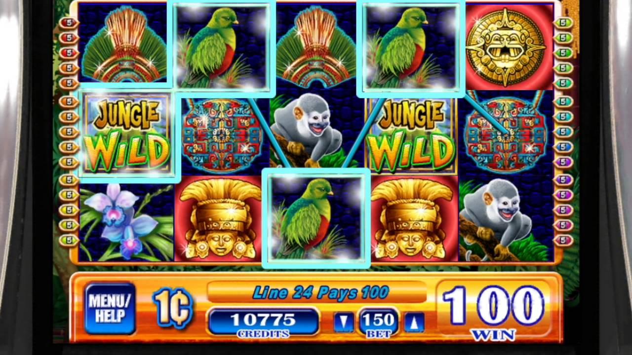 Big win slot machine