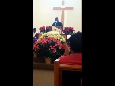 Rev. Matthew Bonner