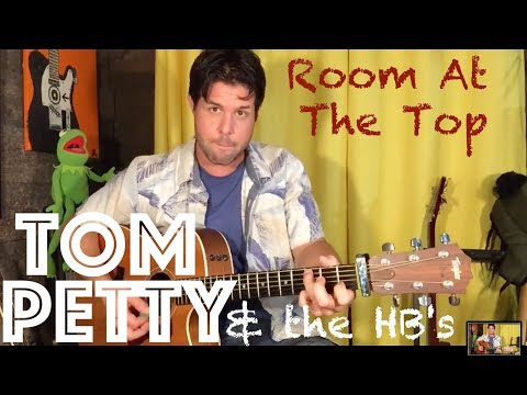 Guitar Lesson: How To Play Room At The Top By Tom Petty And The Heartbreakers