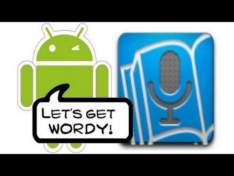 Voice Dictionary Android App Review