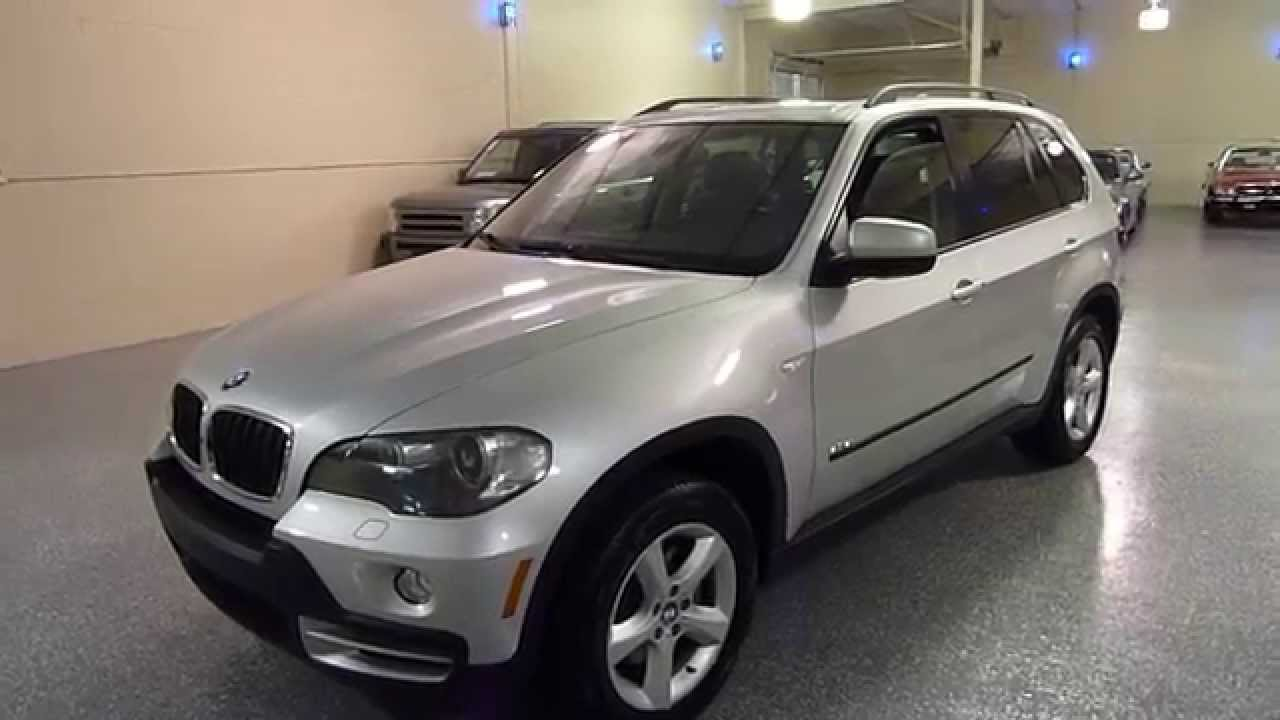 2008 bmw x5 3.0si - 7 passenger sold (#2514) plymouth, mi - youtube