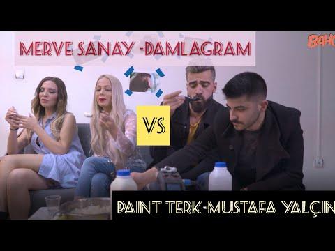 Merve Sanay | Damlagram | Paint Terk | Yalçın Hip Hop ile Youtube'da Para Var Show