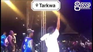 Kofi kinaata performance at Gold field @25 anniversary in tarkwa full show live
