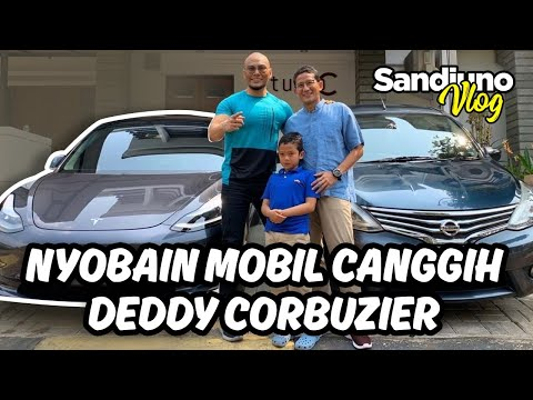 Nyobain Mobil Canggih Deddy Corbuzier Youtube