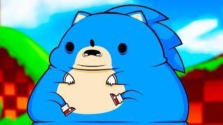 ЖИРНЫЙ СОНИК - СЕКРЕТЫ И ПРИКОЛЫ! - Sonic Dreams Collection #7