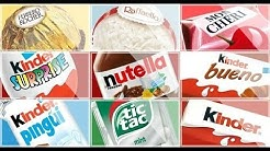 Ferrero - Kinder, Nutella und Co. (Der Markencheck) Reportage