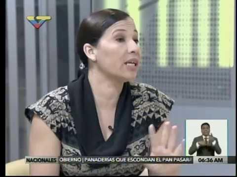 Entrevista completa a Tania D'Amelio, rectora CNE, en programa Al Aire de VTV
