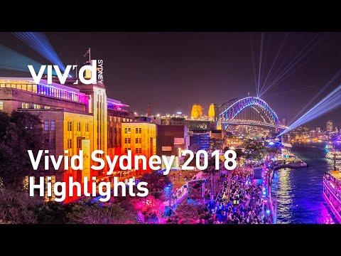 Vivid Sydney 2018 | Highlights