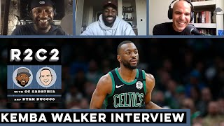 Kemba Walker on the NBA Bubble and Nearly Signing with the Knicks   R2C2   The Ringer