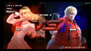 Tekken 6 pc gameplay