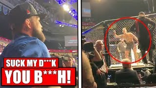 Footage of Mike Perry TRASHING Niko Price at UFC Tampa; Joanna calls out Weili Zhang; Kron Gracie