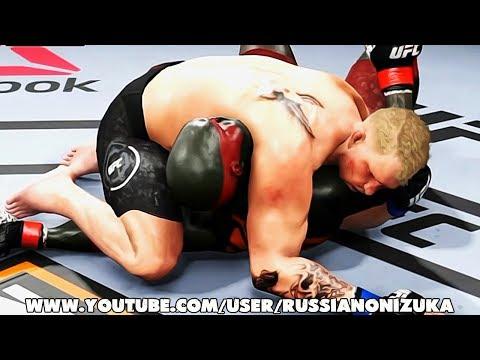КАРМА ЗА ПОНТЫ в UFC