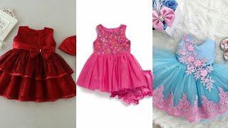Top 70 Frocks / Four Season Baby Girl Dress Designing 2019 by Kushi maqbool