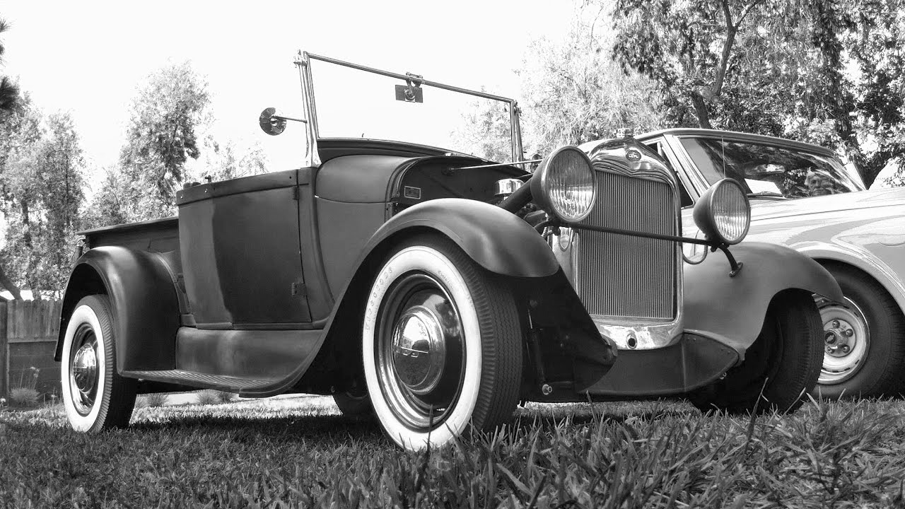 1929 Ford Pick Up \