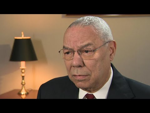"""a report on the life of colin luther powell Born colin luther powell  colin powell's report seemed to refute the allegations of wrongdoing and stated, """"relations between american soldiers and the vietnamese people are excellent ."""