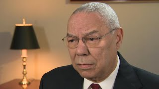 """Colin Powell: Martin Luther King Jr. """"changed my life"""""""