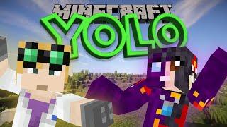 YOLO Minecraft #1 - DO NOT DIE!