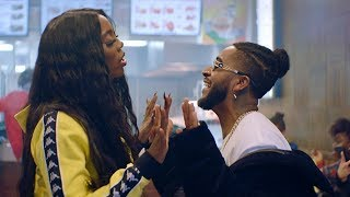 Tiwa Savage Ft Omarion - Get It Now Remix  Official Music Video