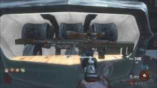 Mob Of The Dead: All Random/Mystery Box Weapons Pack-a-Punched (Alcatraz, Zombies & New Camos!)