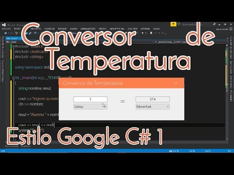 iPhone App (Swift 2): Simple Temperature Converter from YouTube · Duration:  15 minutes 45 seconds