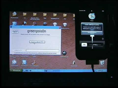comment jailbreaker son iphone 3gs
