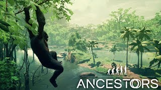 Ancestors: The Humankind Odyssey Speed Run Part 1 - How Fast Can We Evolve?