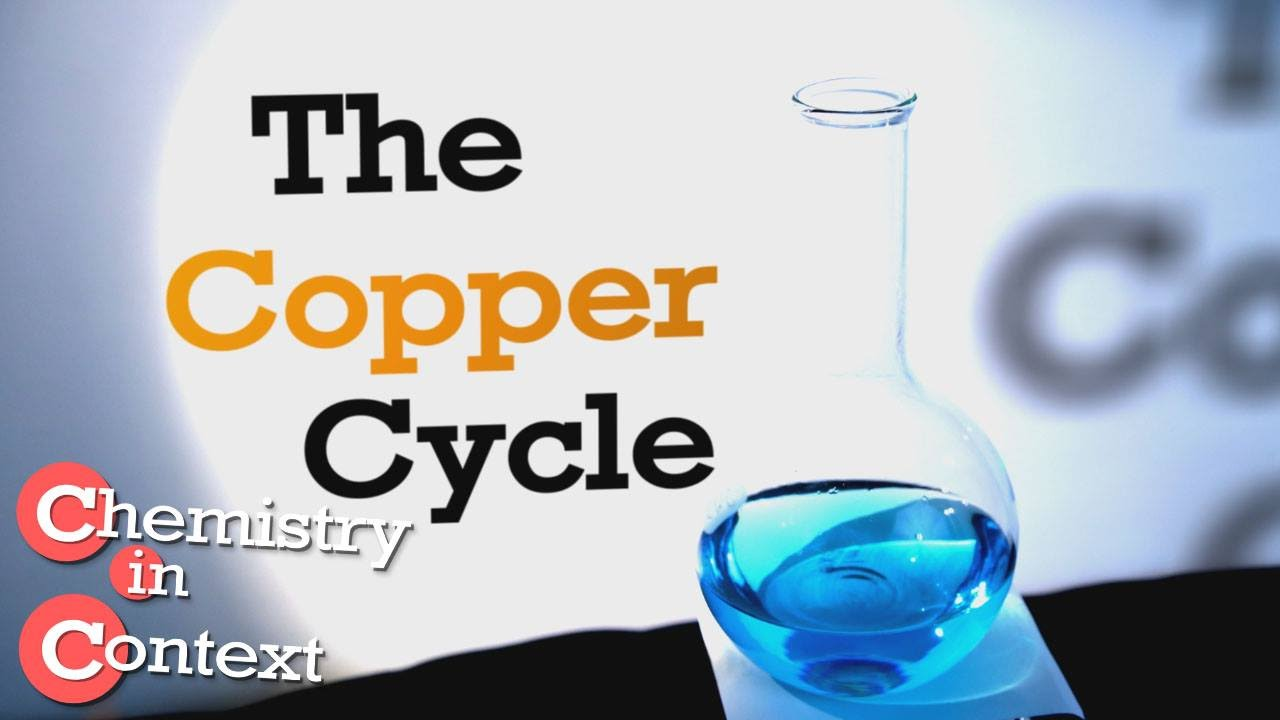 the copper cycle Copper cycle chemists in industry often use stepwise procedures involving a sequence of chemical reactions to obtain a desired product in the sequence the available starting materials.