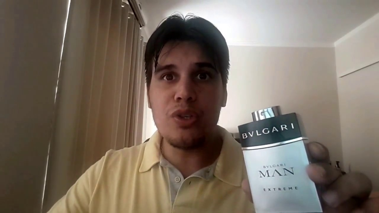 Bvlgari Man Extreme Perfume Masculino Resenha Youtube Edt Parfum For Men 100 Ml