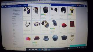 Going In The Catalog And Buying Something New ! /FuzzyFartz-Playz Roblox !