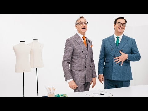 Introducing Paul Feig's J.Crew Collection, with Steve Higgins
