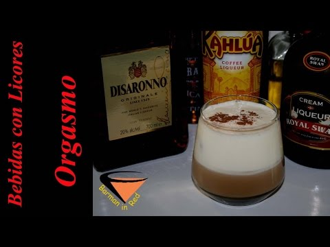 COMO HACER EL COCTEL ORGASMO I Bebidas con Licores from YouTube · Duration:  2 minutes 3 seconds