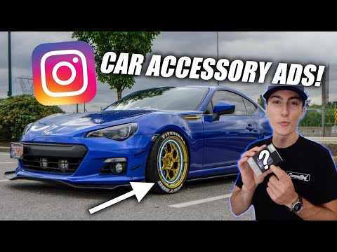 I Bought The First 3 Car Accessories Instagram Recommended To Me!