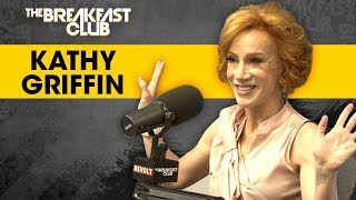 Kathy Griffin Talks New Film Documenting Her Trump Photo, Funding Her Own Tour + More