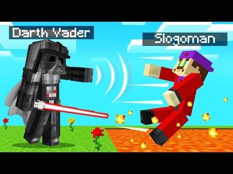using-the-force-as-darth-vader-in-minecraft!-(star-wars-mod)