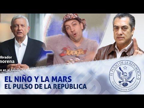 EL NIÑO Y LA MARS - EL PULSO DE LA REPÚBLICA