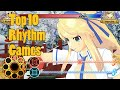 Top 10 Rhythm Games - Content Free Time