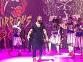 Harlem Globetrotters at Philipp Plein Fashion Show