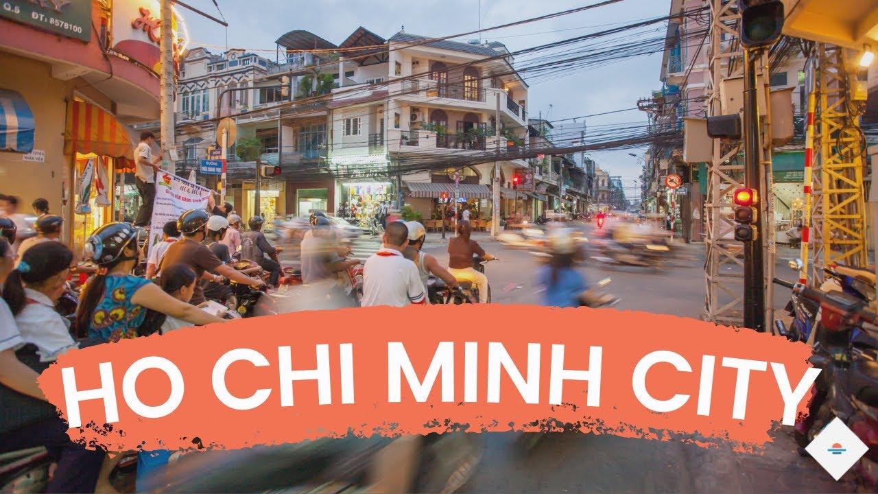 Saigon Walk: Thao Dien, District 2 Ho Chi Minh City