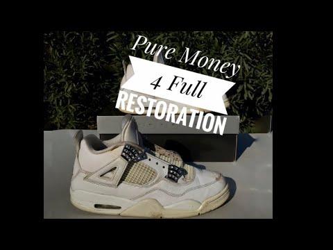 Pure Money 4 Full Restoration