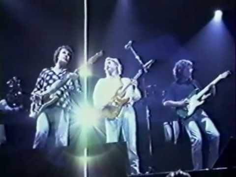 """Dire Straits """"Heavy fuel"""" 1992-04-28 Paris"""