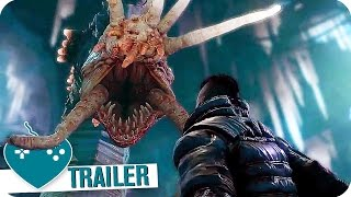 THE TECHNOMANCER Gameplay Trailer (2016) PS4, Xbox One, PC