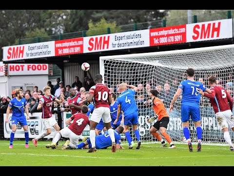 South Shields Buxton Goals And Highlights