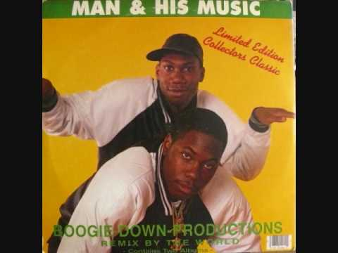 Boogie Down Productions - BDP Medley #5